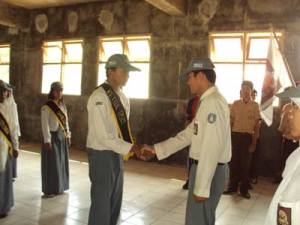 Ketua Osis and Mantan Ketua Osis